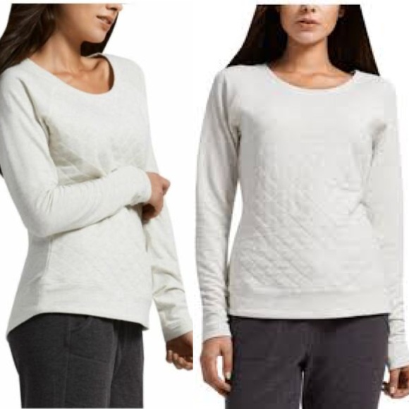 XXL 32 Degrees Heat Weatherproof Women/'s Quilted Soft Top Pullover *NWT*